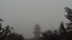 Minaret in the Mist