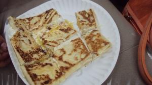 Delicious Fatayir on the Go